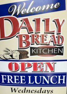 Daily Bread Kitchen Basilica Of St Mary Of The Assumption